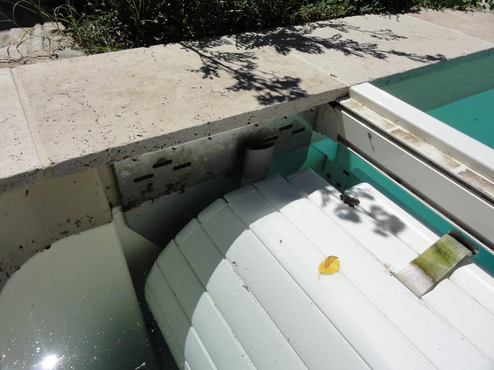 R novation rev tement de piscine b ziers mts piscines - Revetement ideal pourtour de piscine ...